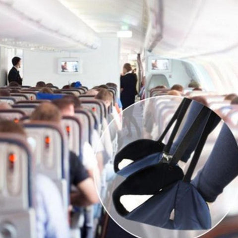 Image of Comfy Hanger - Comfy Hanger - Airplane Footrest Pro