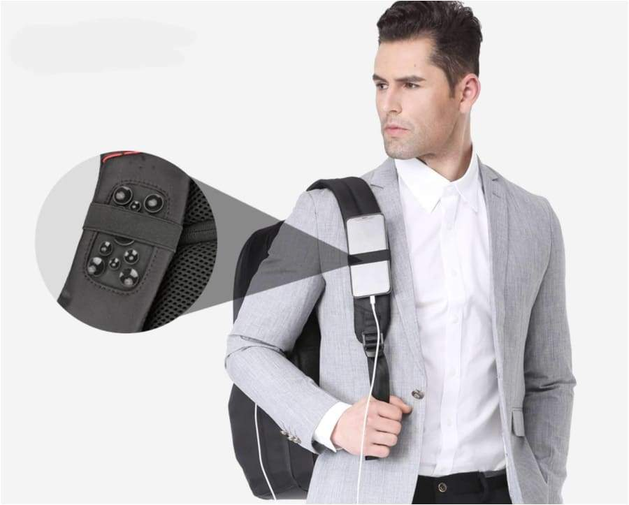 Genuine Business Backpack - Anti Theft