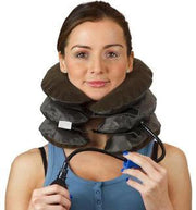 Inflatable Neck Support Brace |  Neck Traction Device