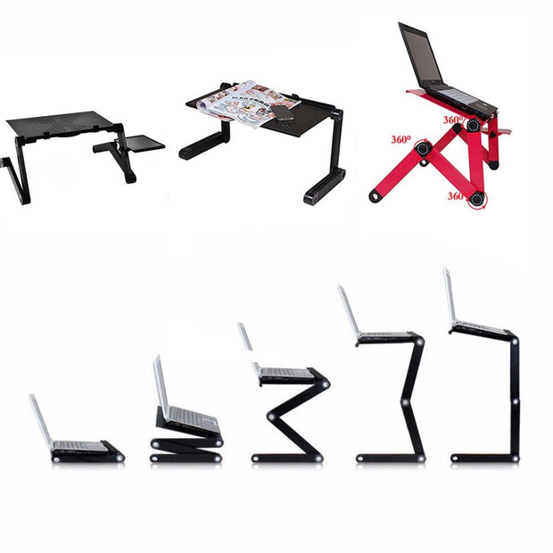 Folding Desk Pro -Height Adjustable Desk
