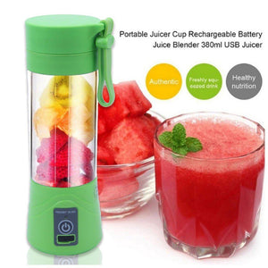 Portable Blender Bottle | Smoothie Maker Machine