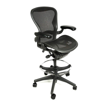 Herman Miller Aeron Drafting Stool