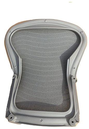 Herman Miller Back for Aeron Chair -  (Size B) (Zinc Gray color) - Open Box