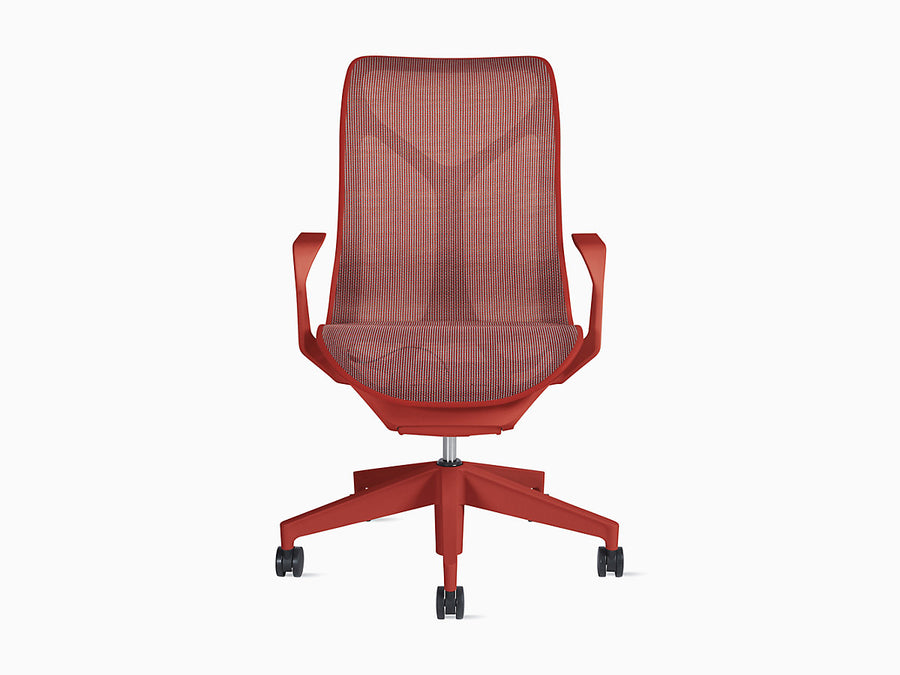Mid-Back Cosm Chair Red Canyon