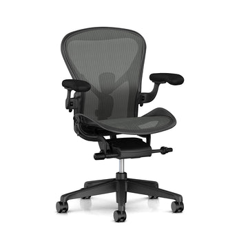 Herman Miller Aeron Chair PostureFit SL Size B Remastered V2 (open Box)