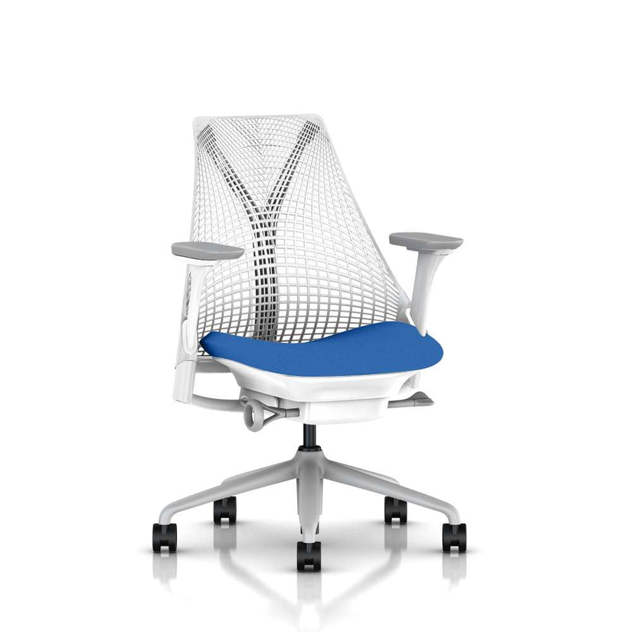 Highly Adjustable Herman Miller Sayl Chair- Renewed