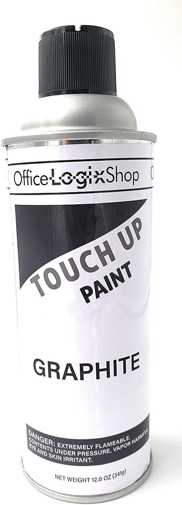 Touch Up Spray Paint for Herman Miller Aeron Chair - Graphite Color