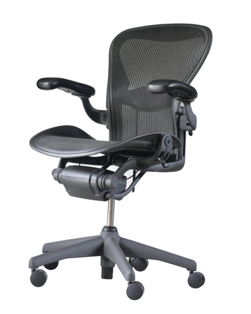 Herman Miller Classic Aeron Chair - Fully Loaded
