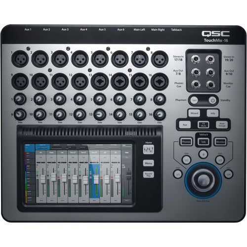 QSC TouchMix-16 Touchscreen Digital Mixer