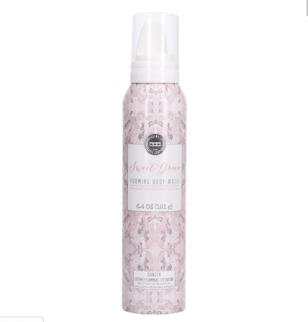 Bridgewater Sweet Grace Foam Body Wash