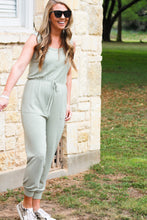 Load image into Gallery viewer, Knit Jogger Jumpsuit