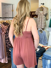 Load image into Gallery viewer, Casual Cami Romper