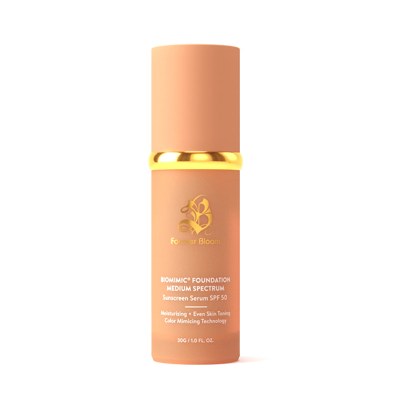 Forever Bloom Bio Mimic Sunscreen Medium Spectrum