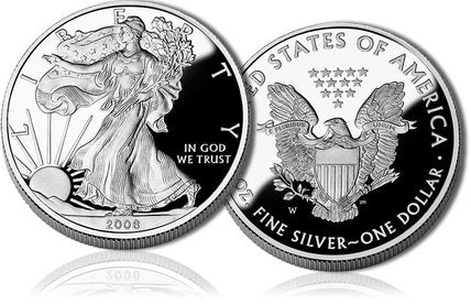 Rare American Silver Eagle Prices