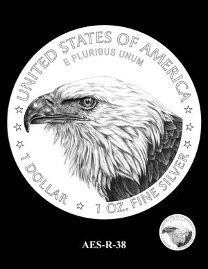 2021 American Eagle Gold and Silver Coin Designs Narrowed to a Few