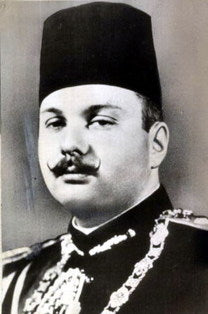 King Farouk I of Egypt