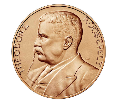Theodore Roosevelt Presidential Bronze Medal