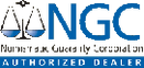 NGC Authorized Dealer Logo