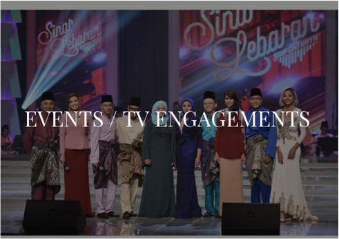 Events / TV Engagements