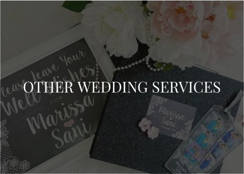 Other Wedding Services