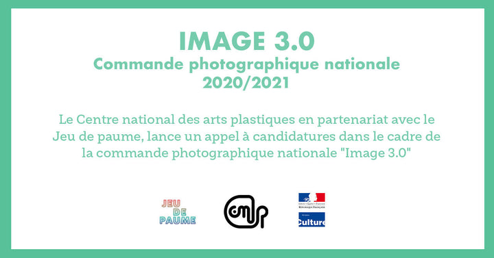 Image 3.0 Commande photographique nationale 2020-2021