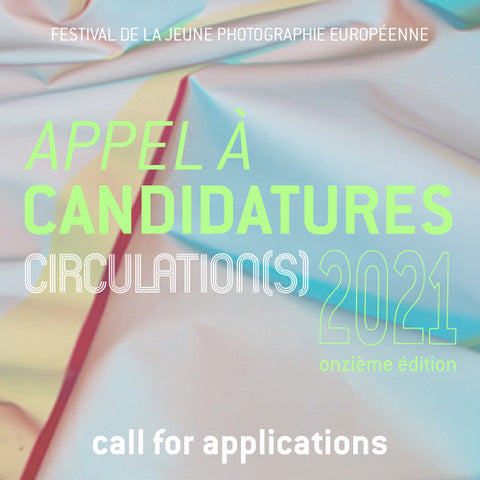 Appel à candidatures Festival Circulation(s)