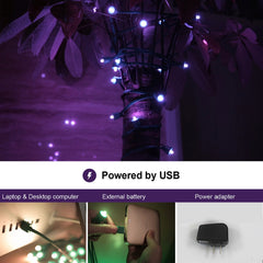 Fairy Rope Christmas LED String Light  - Plus Shop Now