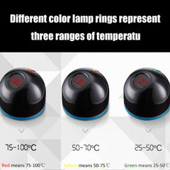 Smart Temperature Display Thermal Water Bottle  - Plus Shop Now