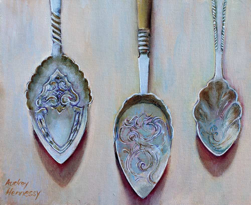 Antique Spoons