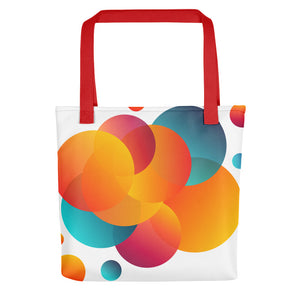 Tote bag - Red - VITALS demo store