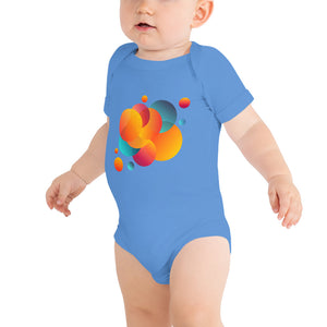 T-Shirt - Heather Columbia Blue / 6-12m - VITALS demo store