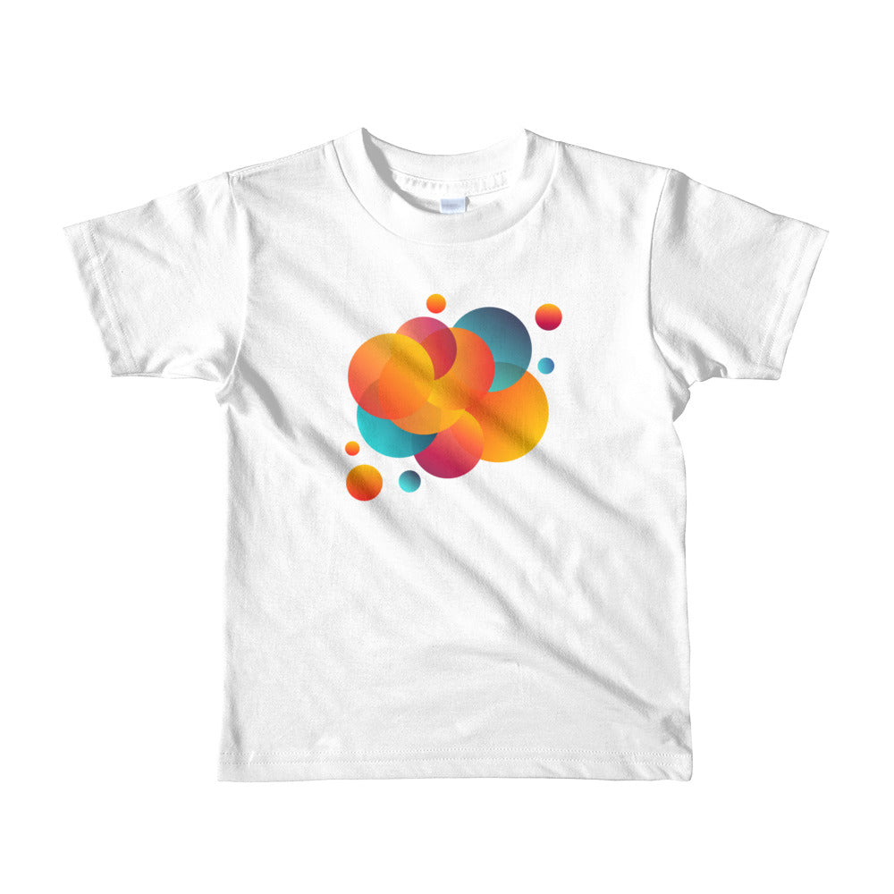 Short sleeve kids t-shirt - White / 2yrs - VITALS demo store