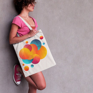 Cotton Tote Bag - - VITALS demo store