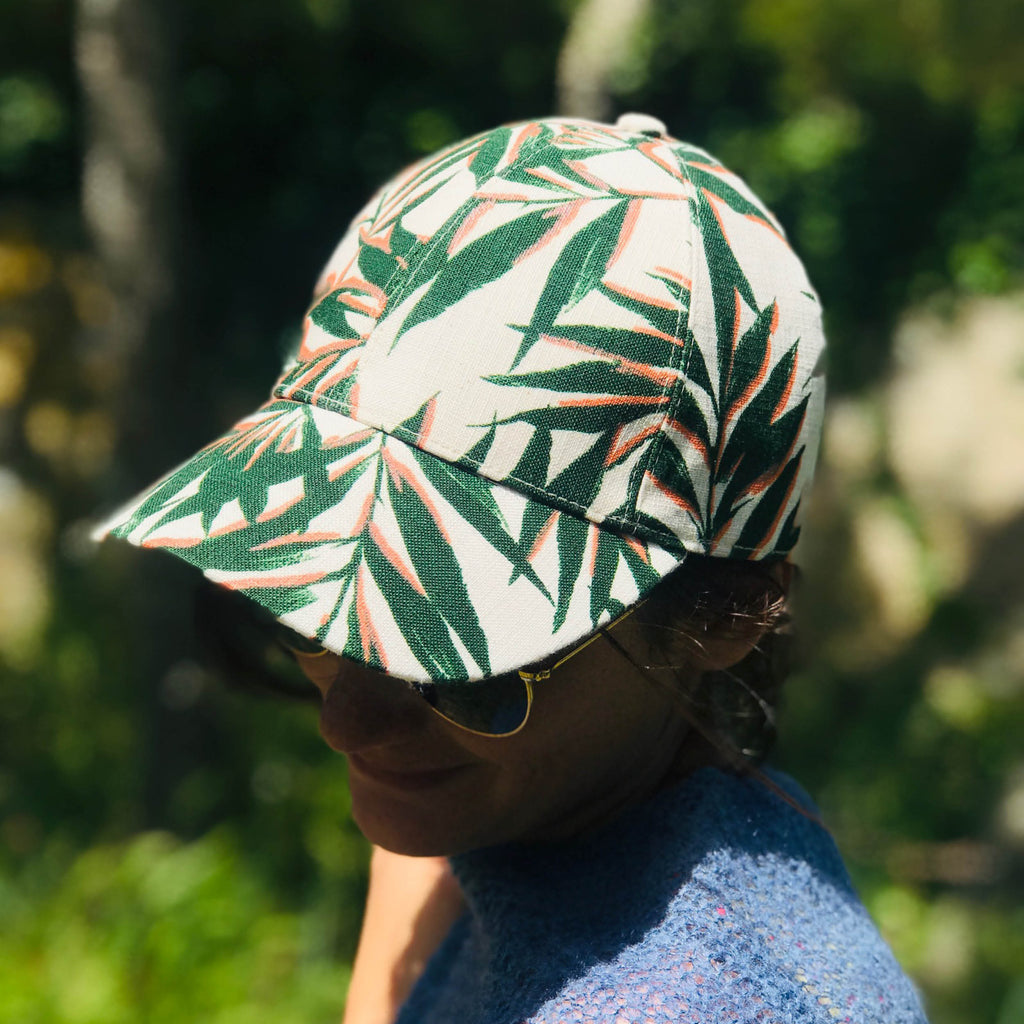 CASQUETTE MADE IN FRANCE - Peace Bamboo