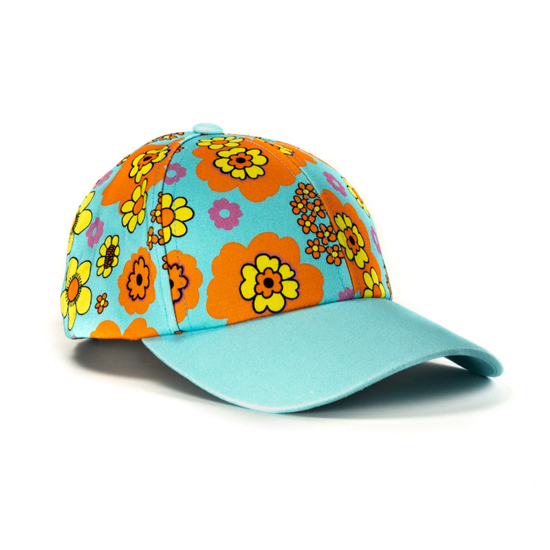 CASQUETTE - Flower Power