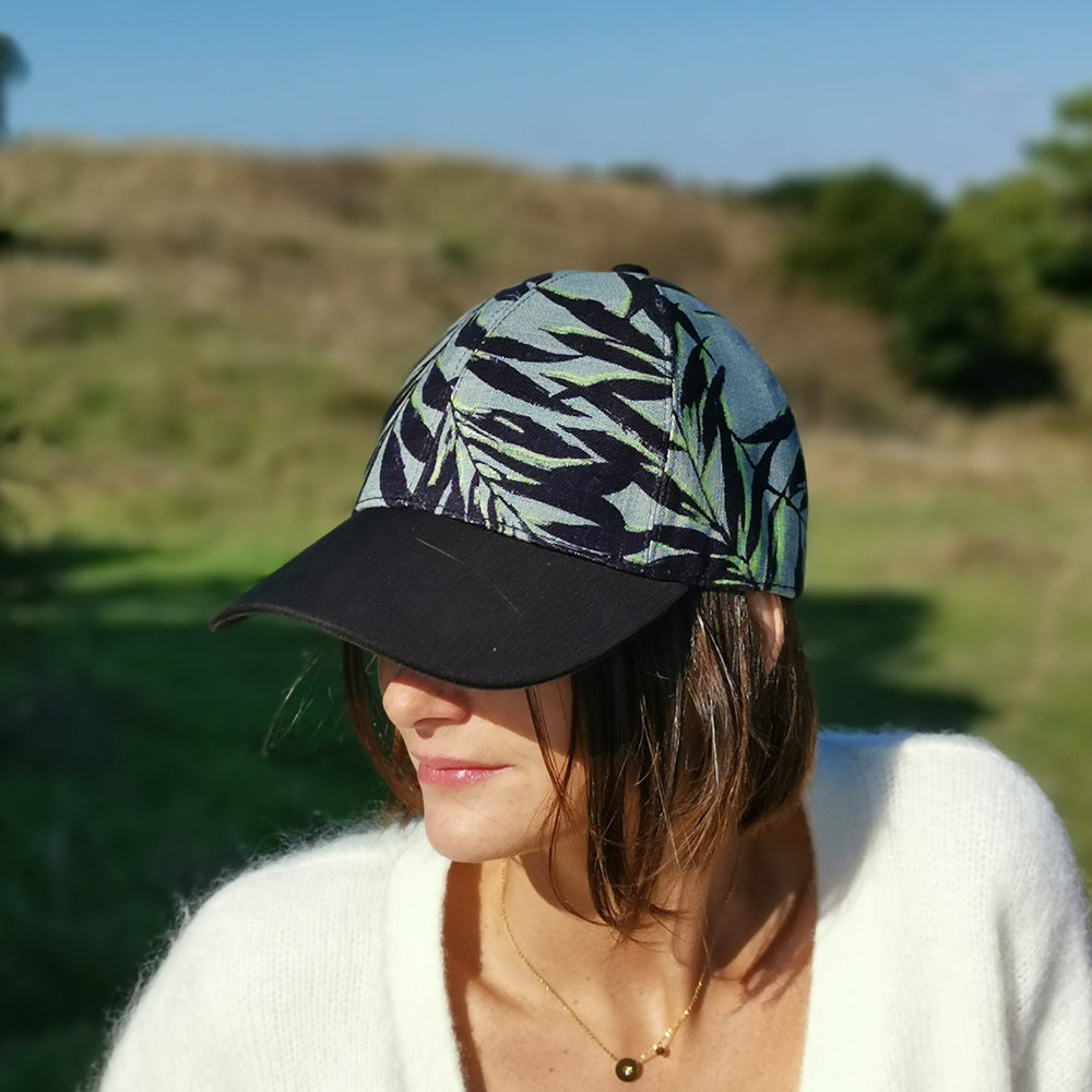 CASQUETTE MADE IN FRANCE - Green Bamboo
