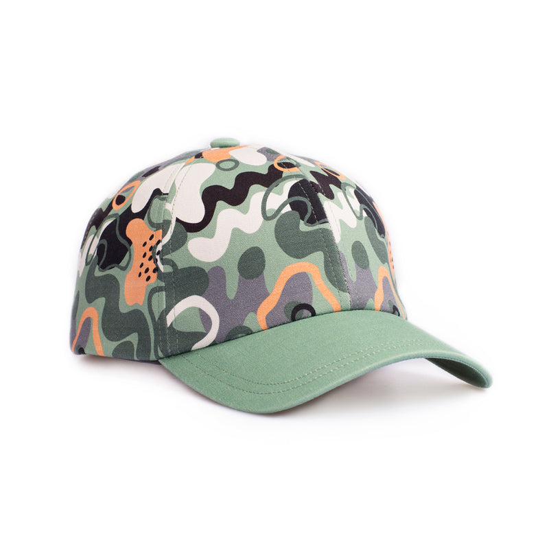 CASQUETTE femme - Army Green