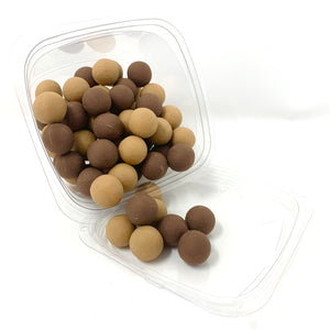 Chocolate Covered Malt Balls - Cocoa40 Inc. - Gourmet Chocolate Made in Canada