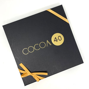 """Build-a-box"" - Gourmet Chocolate Box - Cocoa40 Inc. - Gourmet Chocolate Made in Canada"