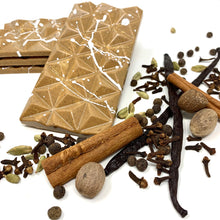 Load image into Gallery viewer, 32% Chai Spice Bar - Cocoa40 Inc. - Gourmet Chocolate Made in Canada