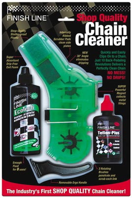 Chain cleaner F/ Line Pro w/lube