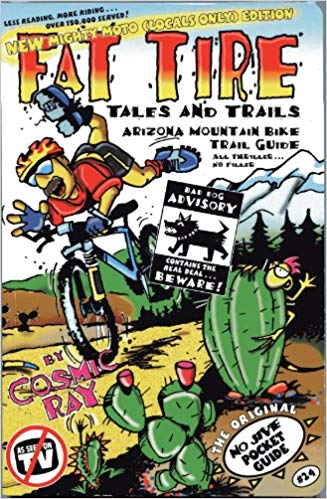 Book Fat Tire Tales & Trails