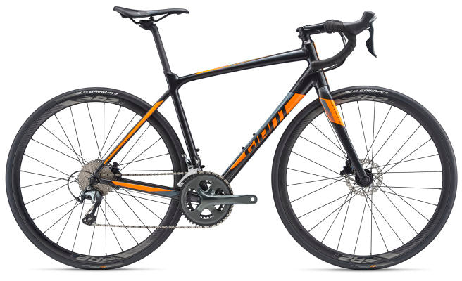 Giant Contend SL 2 Disc 2019 (closeout)