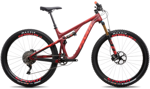 Pivot Trail 429 Race XT