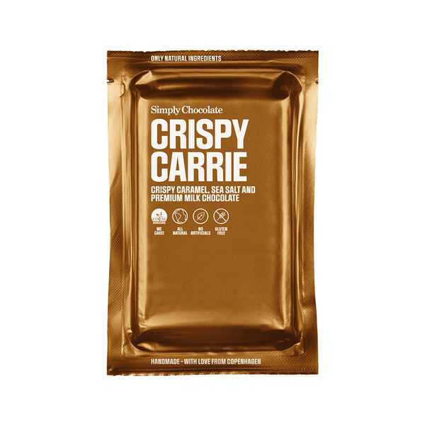 Crispy Carry Bar 80g