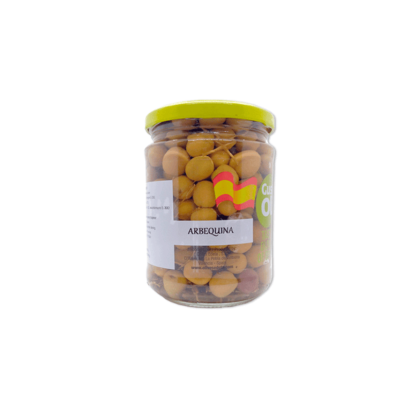 Arbequina oliven. (250 g)