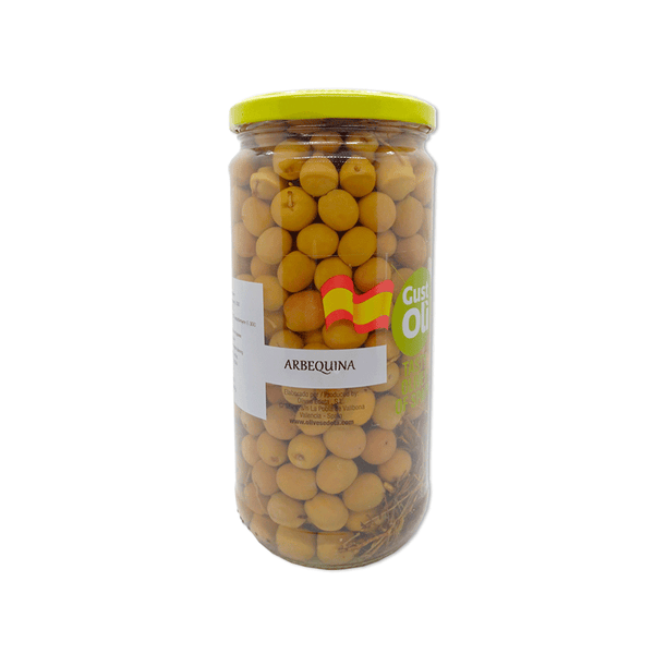 Arbequina oliven. (450 g)
