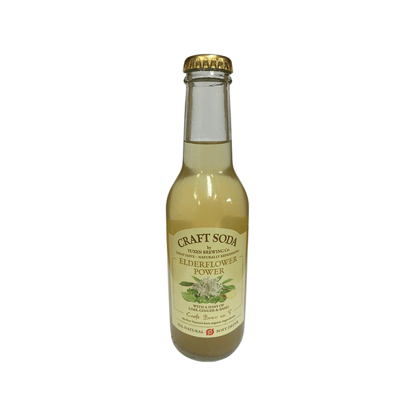 Craft Soda: Elderflower Power