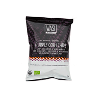 Purple Corn Chips - økologisk