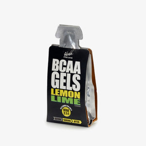 BCAA Gels - Lemon & Lime